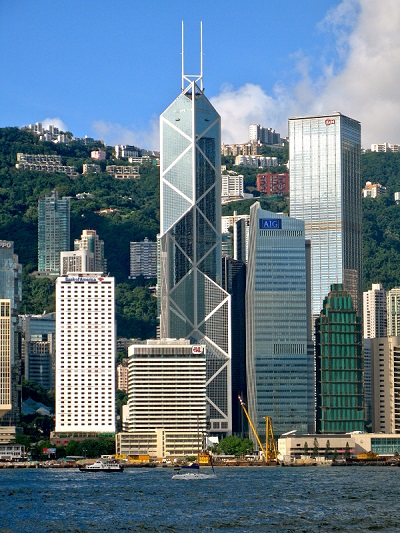 HK Bank of China Tower 2008